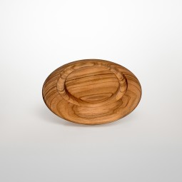 Olivenholzdeckel für Cadus 1l